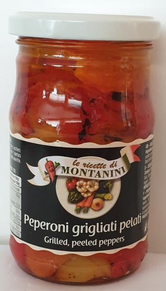 Montanini Peperoni grigliati pelati