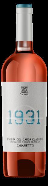 Avanzi - 1931 Chiaretto Garda Classico DOC 2020