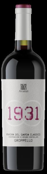 Avanzi - 1931 Groppello Garda Classico DOC 2020