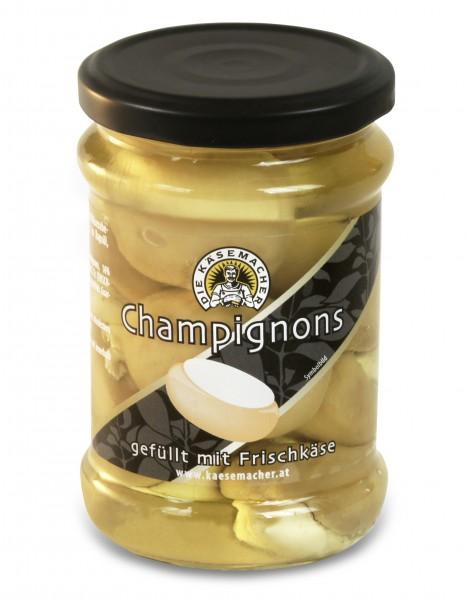 Käsemacher - Champignons gefüllt mit Frischkäse 250g
