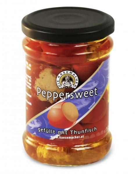 Käsemacher - Peppersweet gefüllt mit Thunfisch 250g
