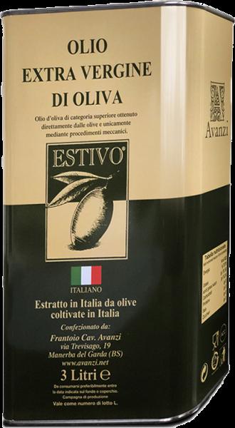 Avanzi - Olio Extra Vergine 3 liter Kanister