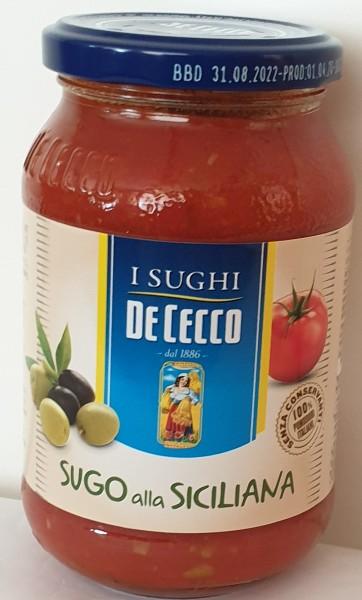 De Cecca -Sugo alla Siciliana