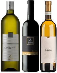 Cantina Ricchi 6er Weinpaket - 3 Sorten