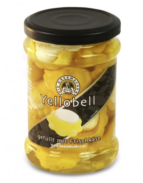 Käsemacher - Yellobell gefüllt mit Frischkäse 250g