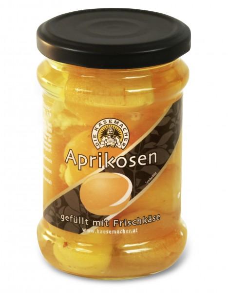 Käsemacher - Aprikosen gefüllt mit Frischkäse 250g
