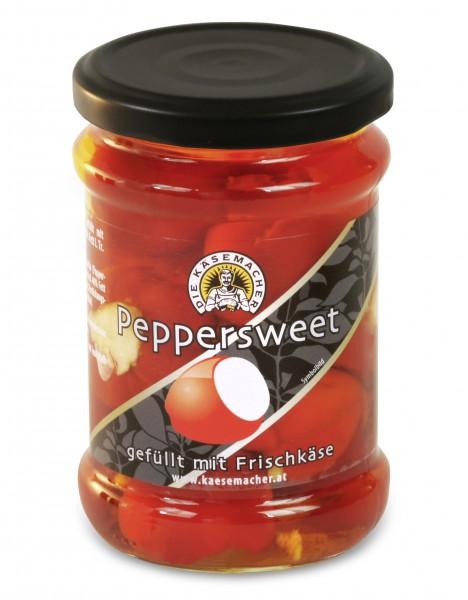 Käsemacher - Peppersweet gefüllt mit Frischkäse 250g