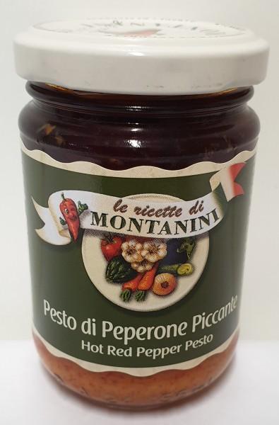 Montanini Pesto di Peperoni 140g