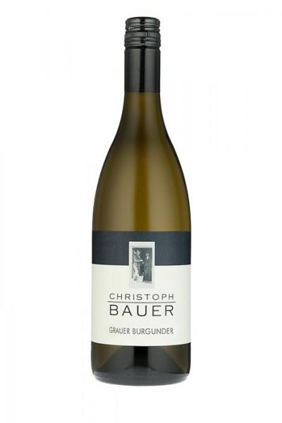 Ch.Bauer-BIO grauer Burgunder 2018
